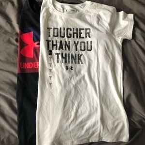 Under Armour t-shirt 2 for $30